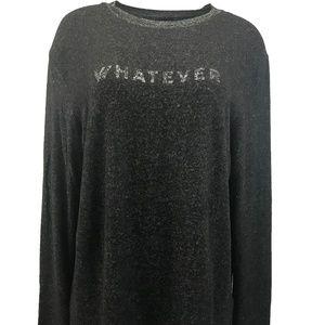 ZARA Women Printed Soft Spun Pullover Sweater